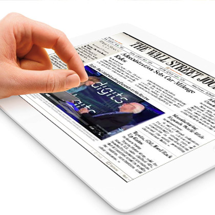 Free digital News stand