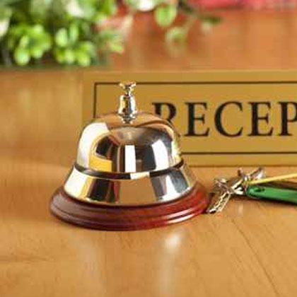 Reception services